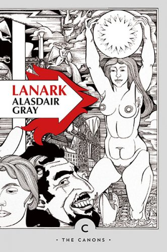 Lanark: A Life in Four Books by Alasdair Gray