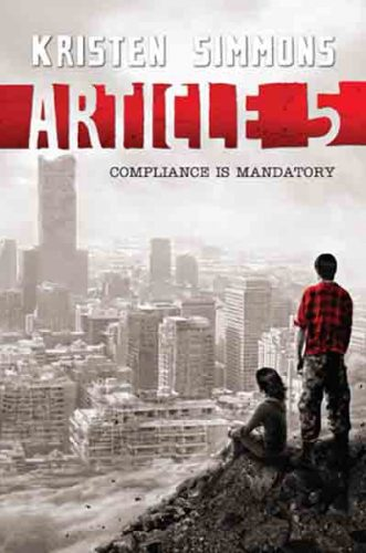 Review of Article 5 by Kristen Simmons