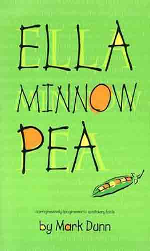 Review of Ella Minnow Pea by Mark Dunn