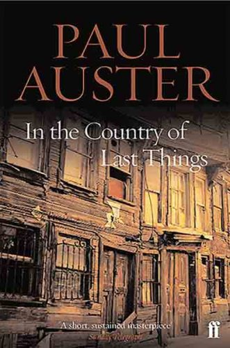 Review of In The Country of Last Things by Paul Auster