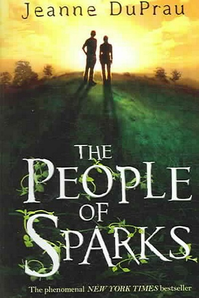 People of Sparks by Jeanne DuPrau - Dystopian Books Review