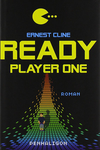 Ready Player One by Ernest Cline - Dystopian Books Review