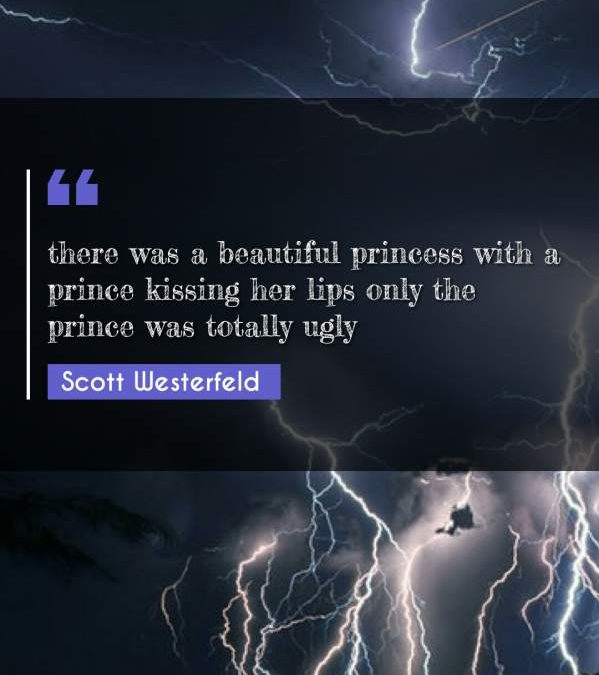 there was a beautiful princess with a prince kissing her lips only the prince was totally ugly