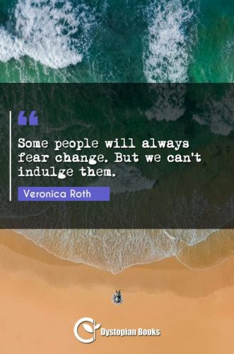 Some people will always fear change. But we can't indulge them.