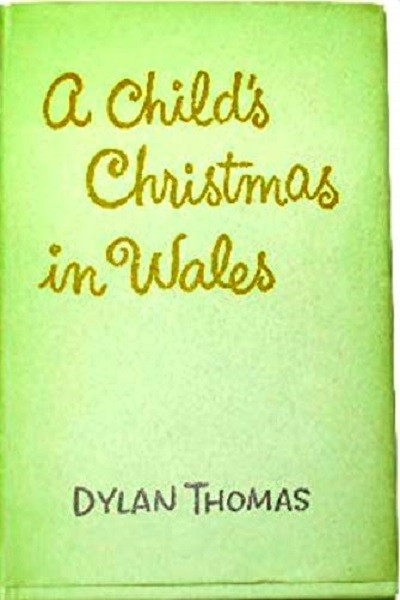 Dystopian Book A Child's Christmas in Wales