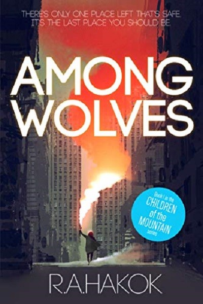 Dystopian Book Among Wolves