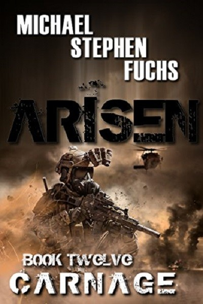 Dystopian Book ARISEN