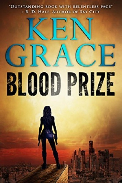 Dystopian Book Blood Prize