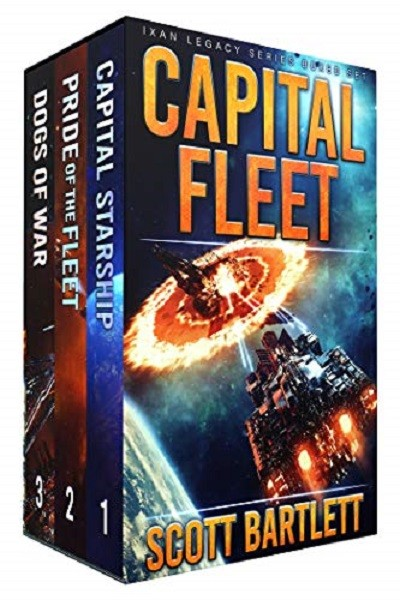 Dystopian Book Capital Fleet