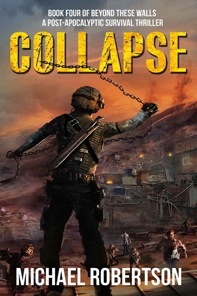 Dystopian Book Collapse