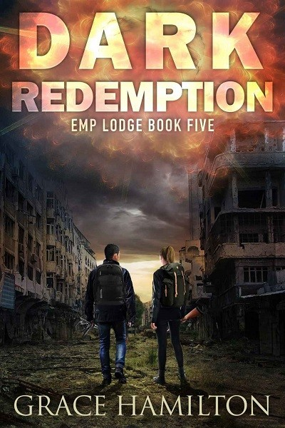 Dystopian Book Dark Redemption