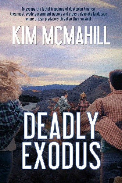 Dystopian Book Deadly Exodus