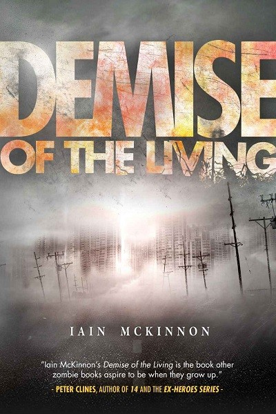 Dystopian Book Demise of the Living