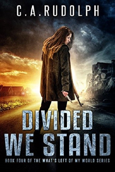 Dystopian Book Divided We Stand