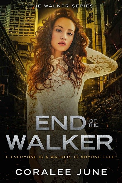 Dystopian Book End of the Walker