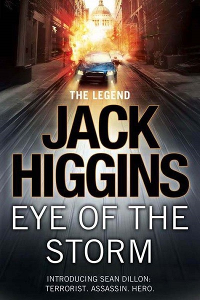 Dystopian Book Eye of the Storm