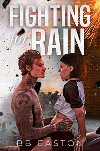 Dystopian Book Fighting for Rain