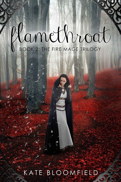 Dystopian Book Flamethroat