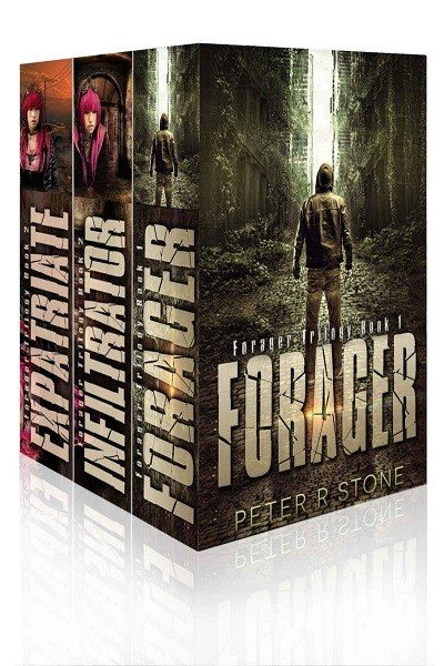 Dystopian Book Forager