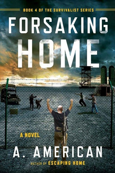 Dystopian Book Forsaking Home