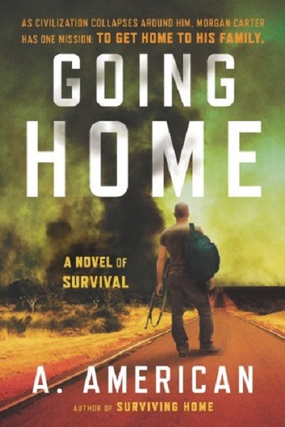 Dystopian Book Going Home
