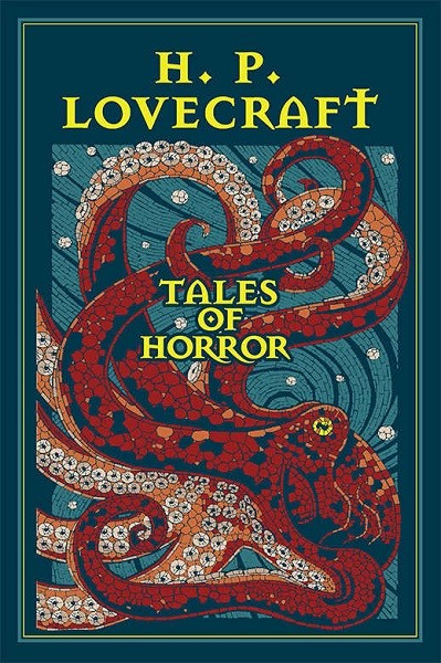 Dystopian Book H. P. Lovecraft Tales of Horror