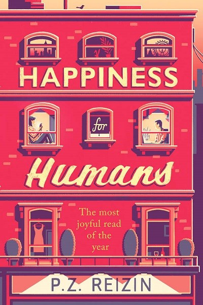 Dystopian Book Happiness for Humans