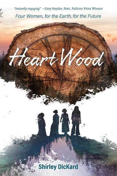 Dystopian Book Heart Wood