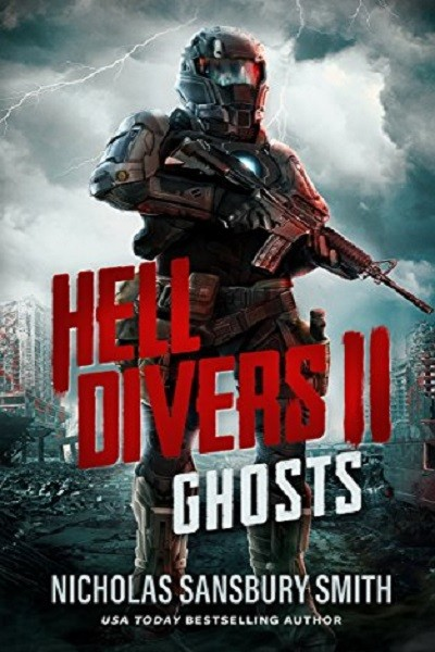 Dystopian Book Hell Divers II: Ghosts