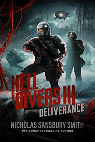 Dystopian Book Hell Divers III: Deliverance