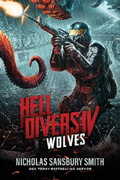 Dystopian Book Hell Divers IV