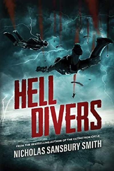 Dystopian Book Hell Divers