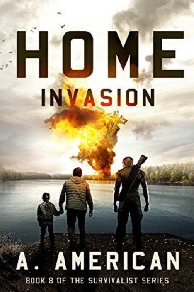 Dystopian Book Home Invasion