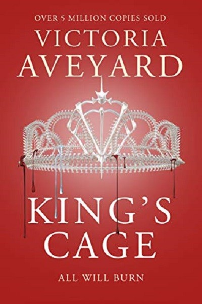 Dystopian Book King's Cage