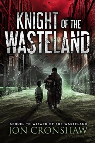 Dystopian Book Knight of the Wasteland