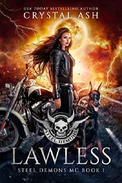 Dystopian Book Lawless