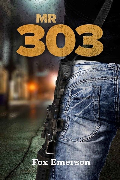 Dystopian Book Mr 303