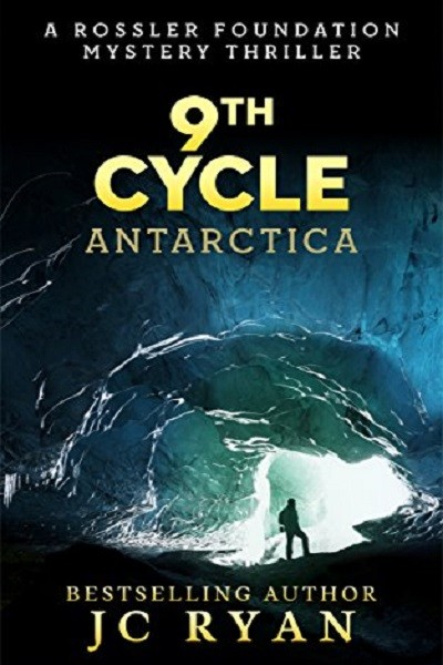 Dystopian Book Ninth Cycle Antarctica