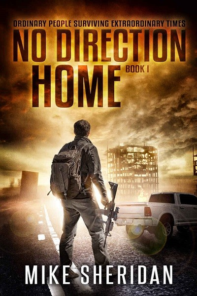 Dystopian Book No Direction Home