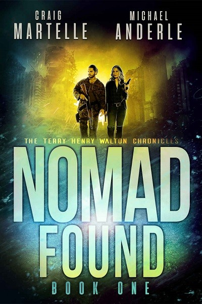 Dystopian Book Nomad Found
