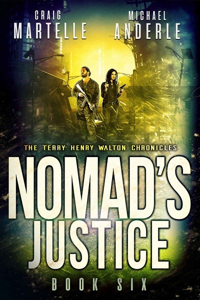 Dystopian Book Nomad's Justice
