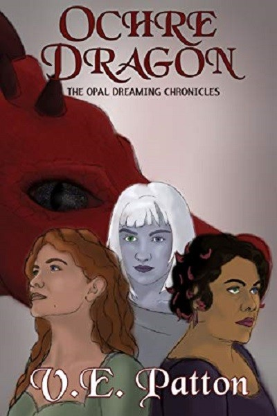 Dystopian Book Ochre Dragon (The Opal Dreaming Chronicles)