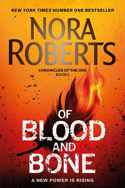 Dystopian Book Of Blood and Bone