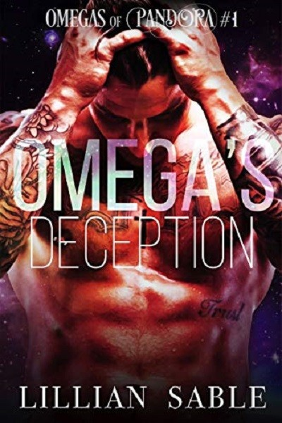 Dystopian Book Omega's Deception