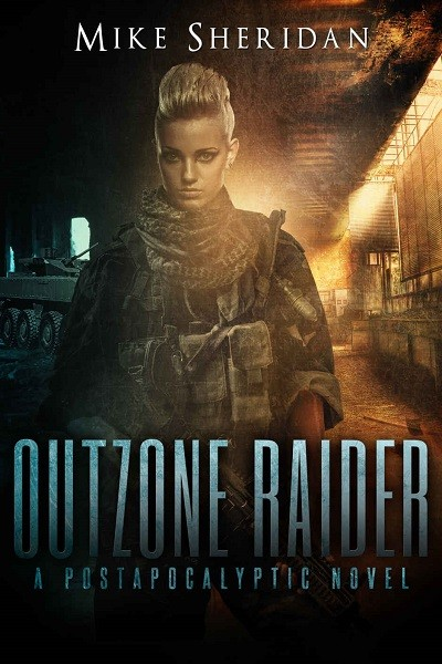 Dystopian Book Outzone Raider: A Postapocalyptic Nove
