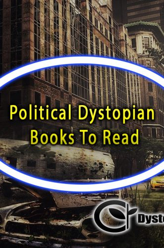 Political Dystopian Books To Read