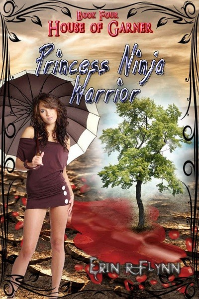 Dystopian Book Princess Ninja Warrior