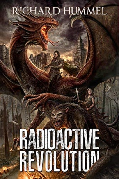 Dystopian Book Radioactive Revolution