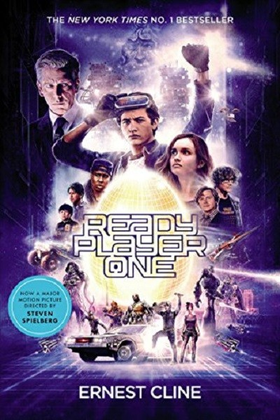 Dystopian Book Ready Player One