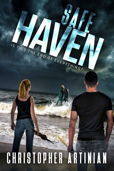 Dystopian Book Safe Haven